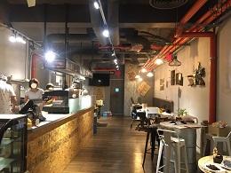 複合式咖啡館